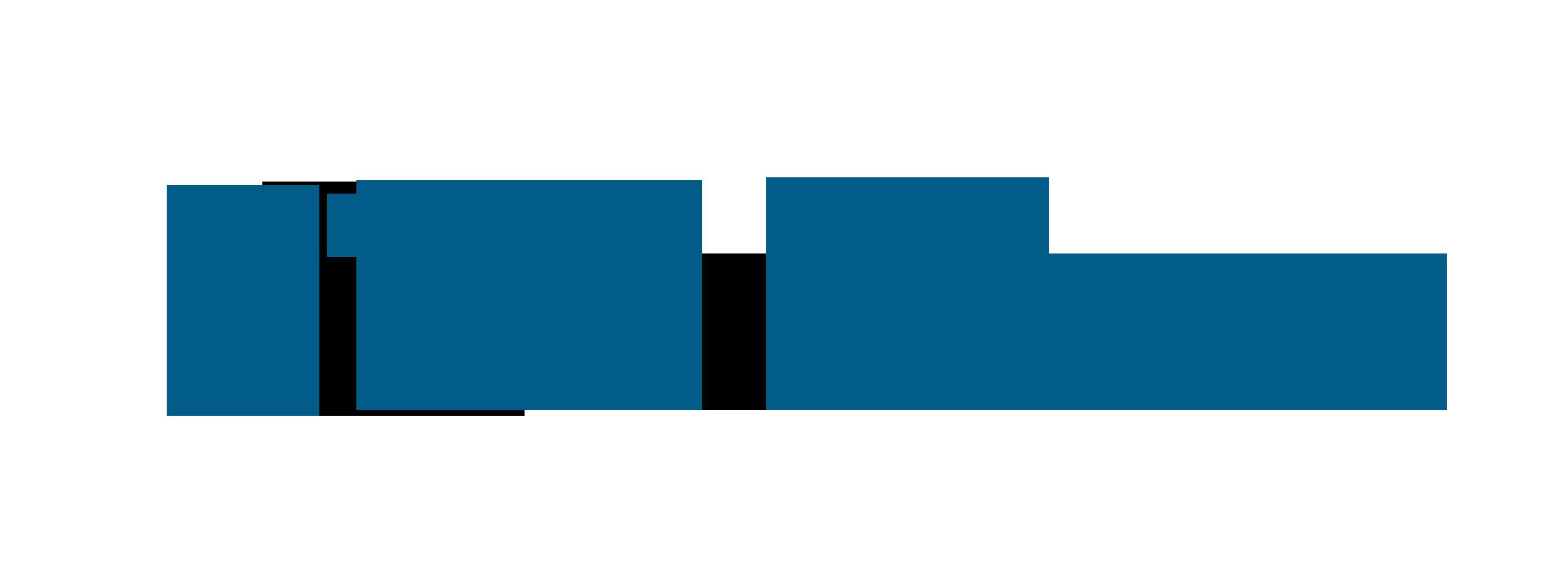 logo de l'ile bleue, site marchand et sur mesure d'une boutique à Bordeaux